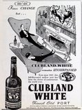 Clubland White port_