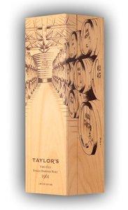 Taylor's 1961 Single Harvest Tawny Port