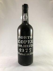 Kopke Colheita 1977