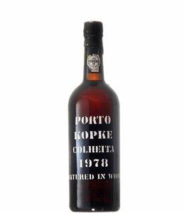 1979 Kopke Colheita (bottled 1989)